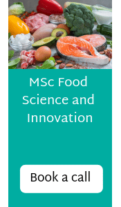 MSc Food Science and Innovation