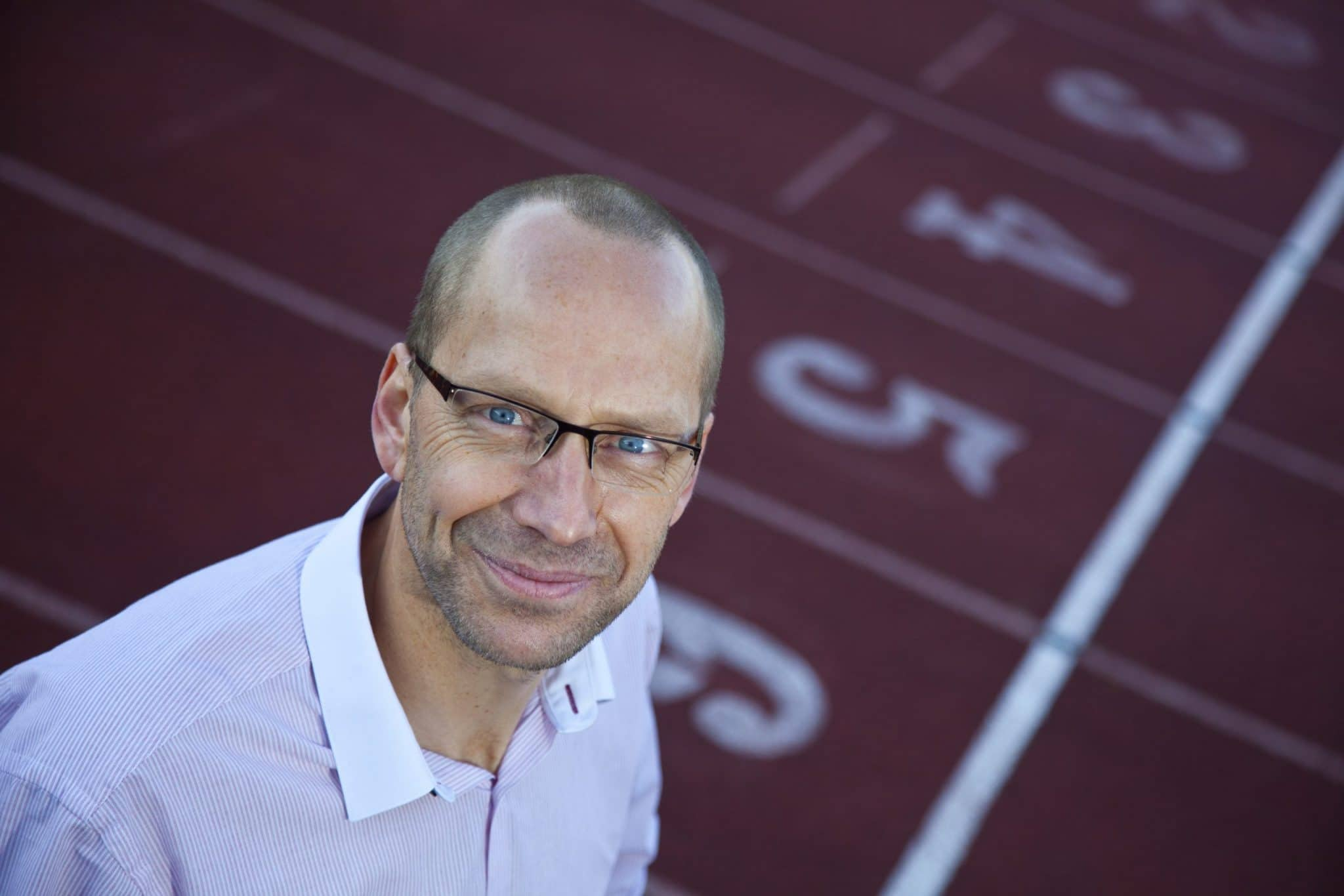 Picture of Jonathan Grix. Professor of Sports Policy, Manchester Metropolitan University