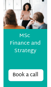 MSc Finance and Strategy